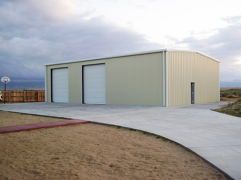 Prefab Building Kits for Agricultural Needs