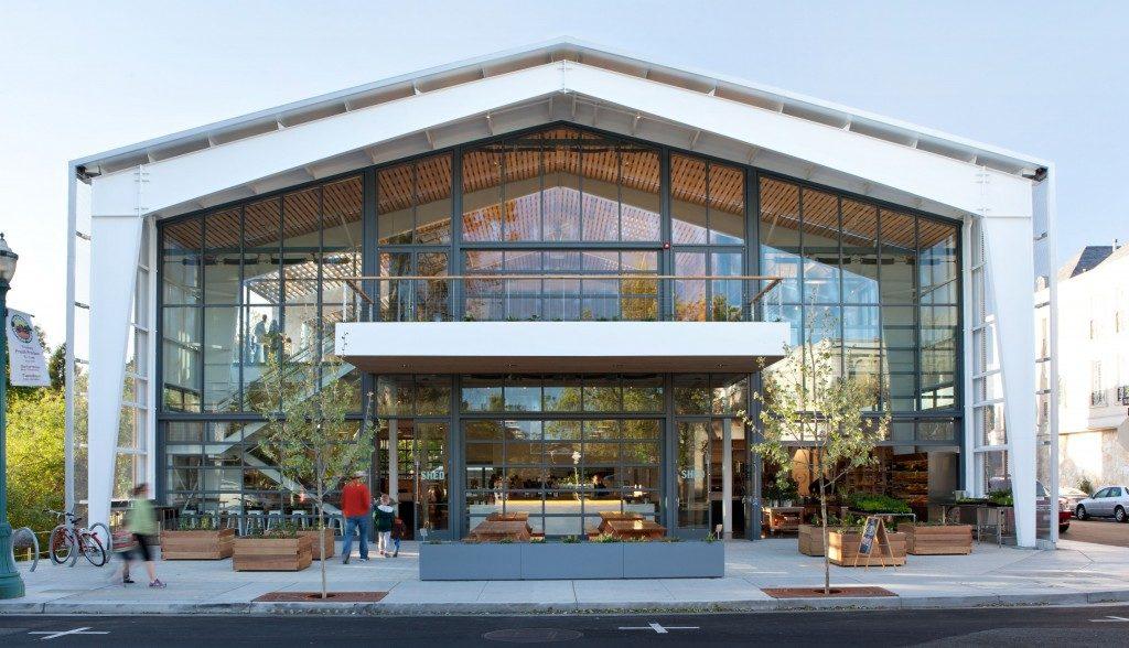 Contemporary Prefabricated Steel Buildings