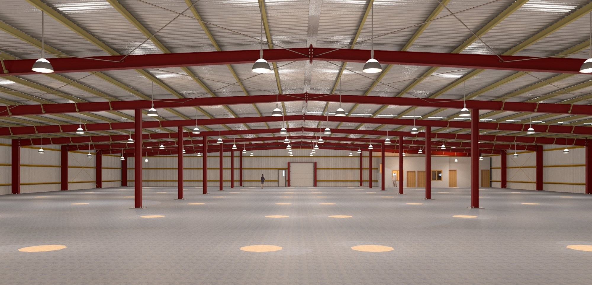 Why The Southeast Badly Needs Steel Buildings