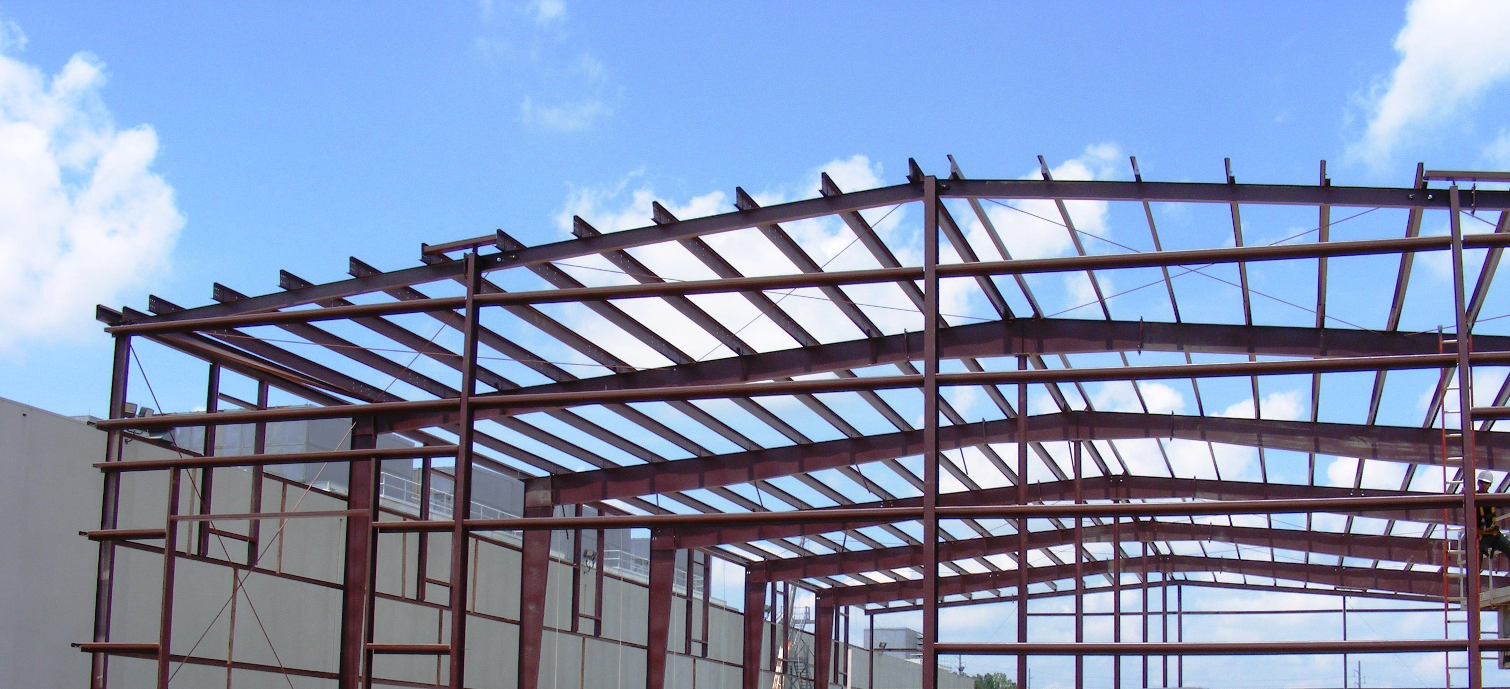 Steel Frame Construction : Most common steel building myths metal prefab buildings