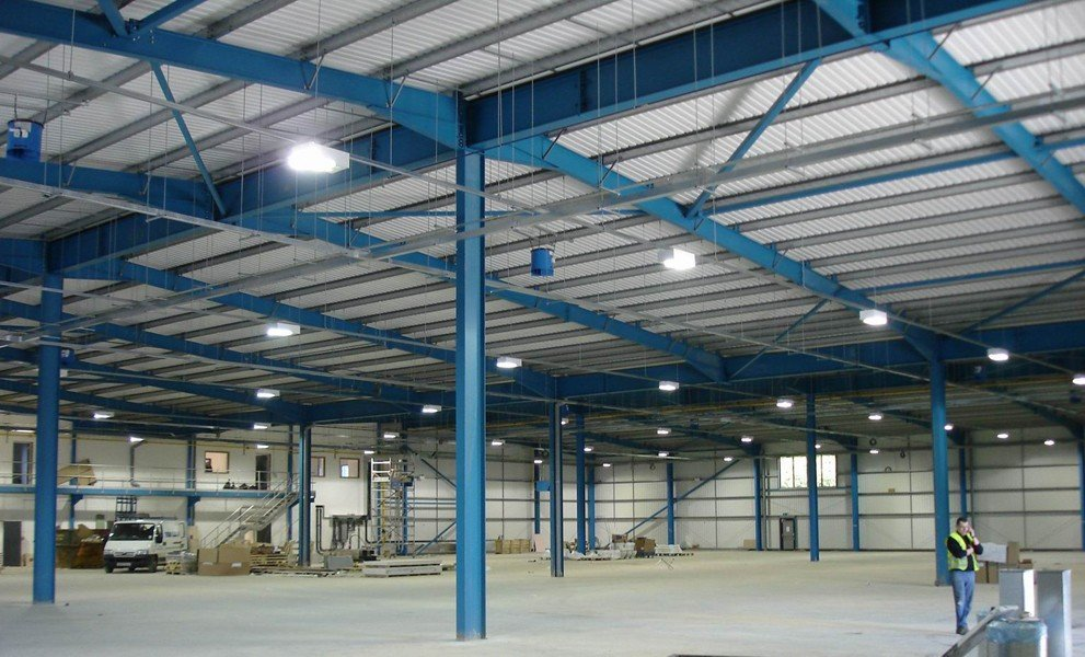 Why Steel Warehouse Buildings are Growing in Popularity