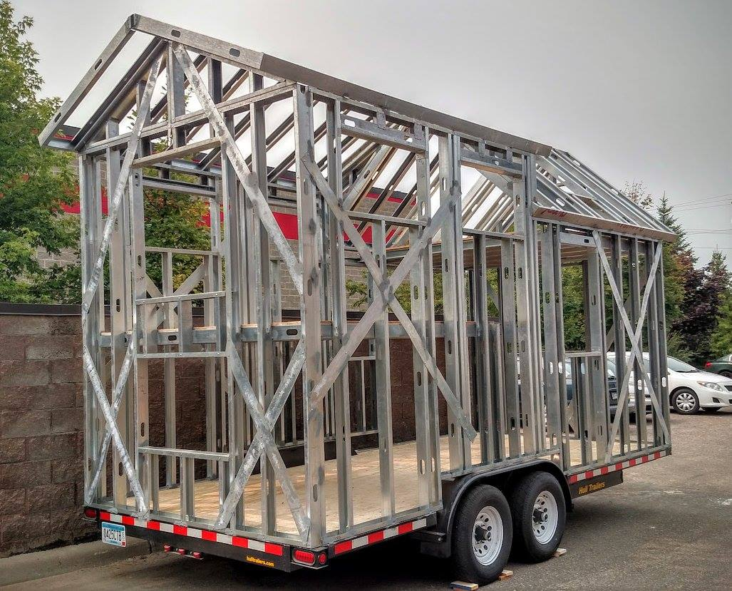 6 Reasons to Build Your Tiny House with Steel