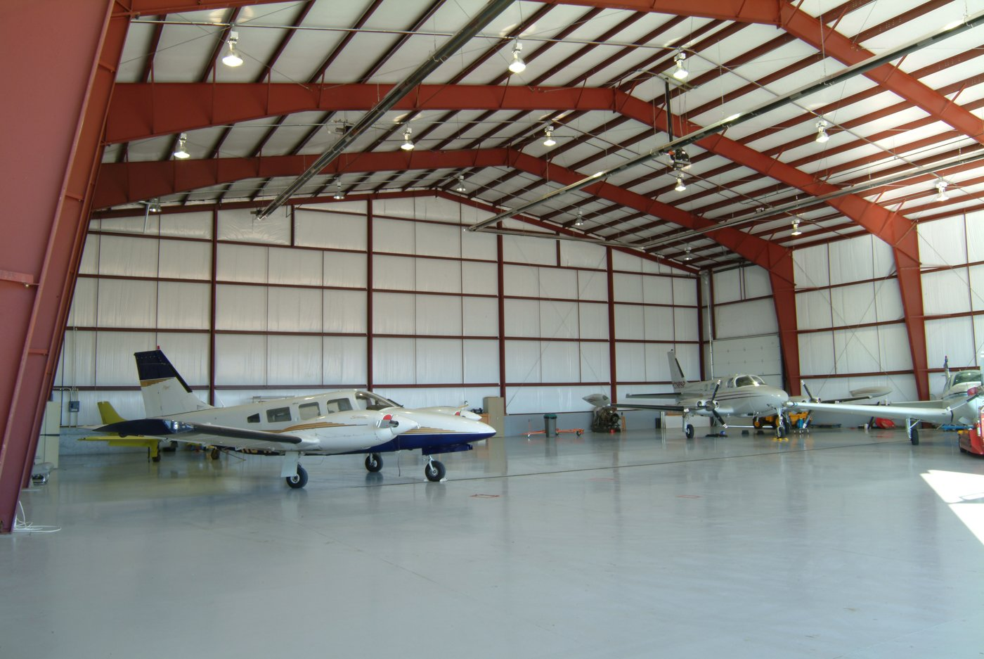 Why Renting Out Steel Aircraft Hangars Is Good Business