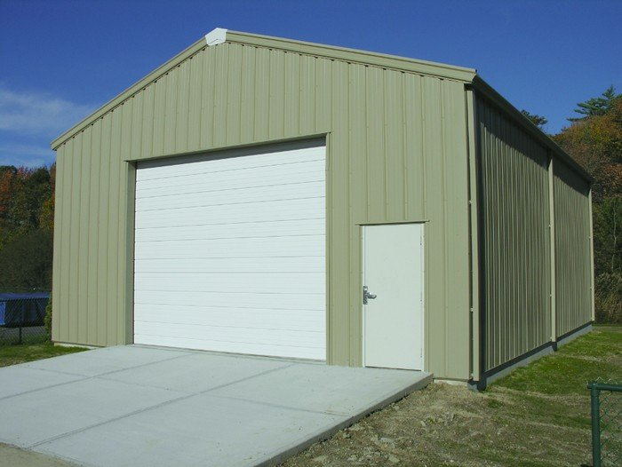 Prefab Steel Buildings – Initial Prices and Maintenance Costs